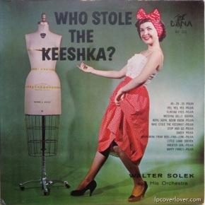 Who Stole the Keeshka?